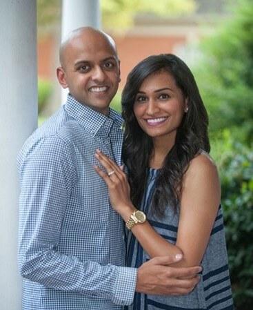 Dr. Patel and Tina